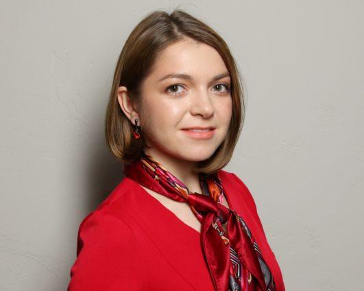 Ульяна Захарова