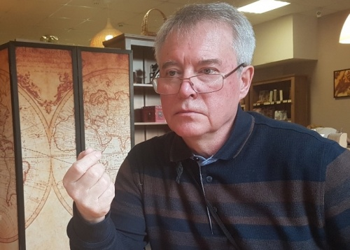 Сергей Клягин