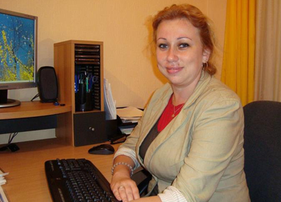 Анна Полисученко